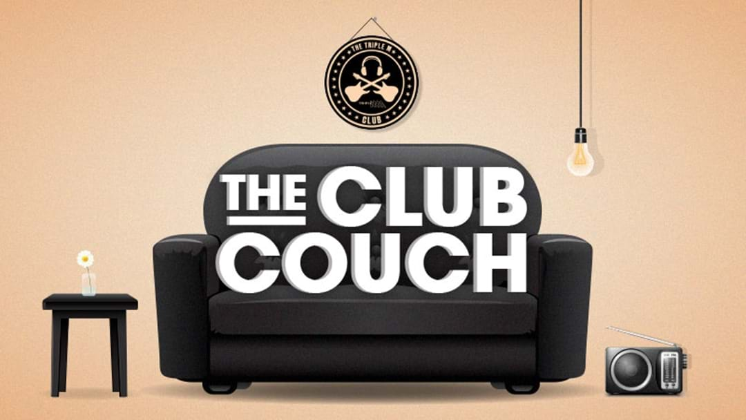 Triple M Club Couch