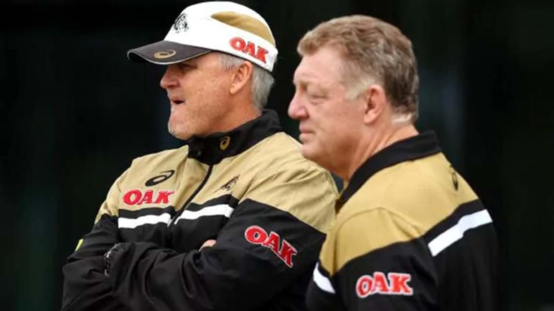 MG's MASSIVE Call On The Panthers Coaching Role