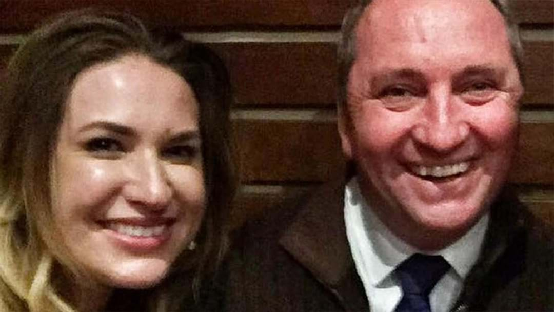 Someone's Looking For Barnaby Joyce And Vikki Campion Lookalikes To Make A Porno