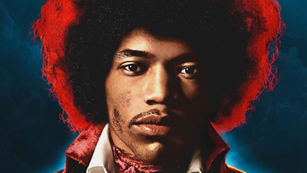 New Jimi Hendrix Album Out Now