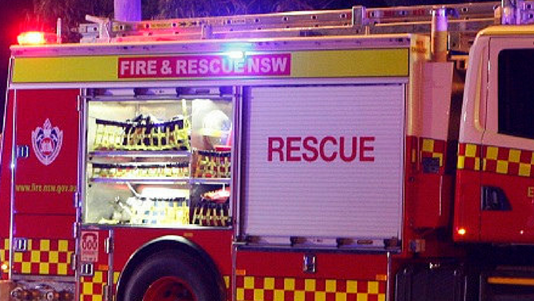 BREAKING NEWS: House Fire in Nambucca Heads