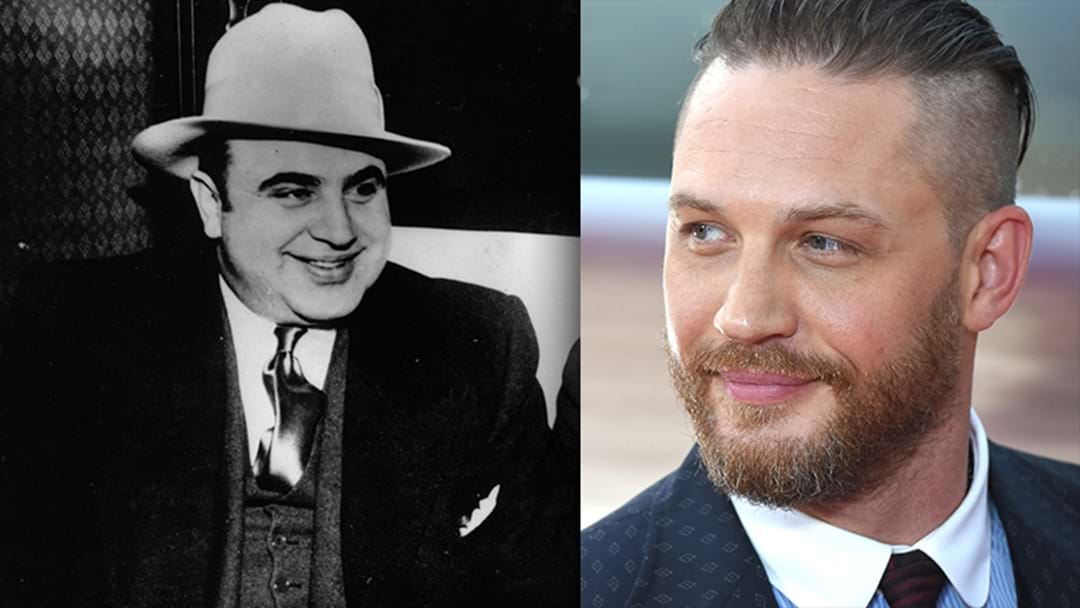 Tom Hardy Confirms His Next Movie Role Is Al Capone