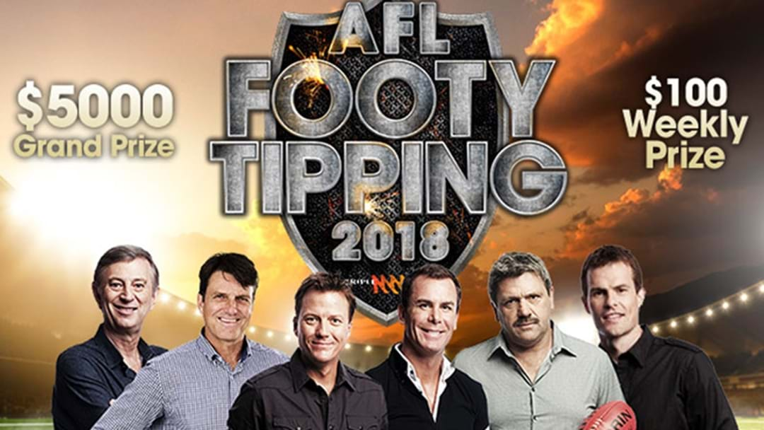 AFL Footy Tipping 2018