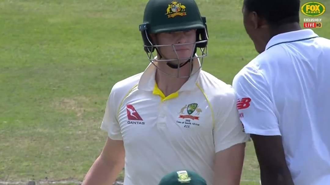 Vernon Philander Reckons Steve Smith Is To Blame For Incident That Saw Rabada Banned