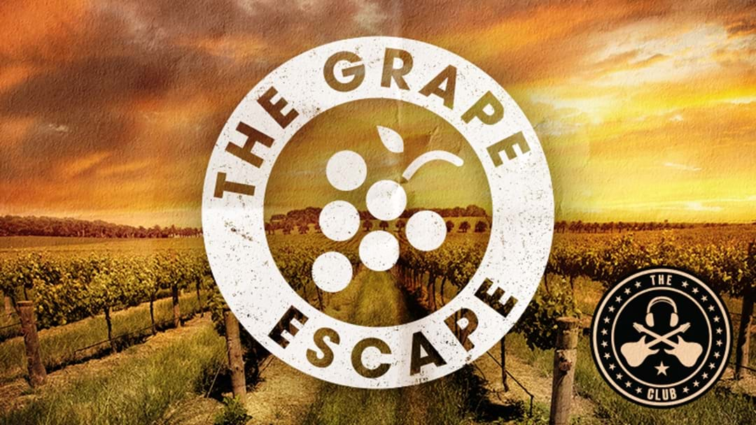 Win a Grape Escape!