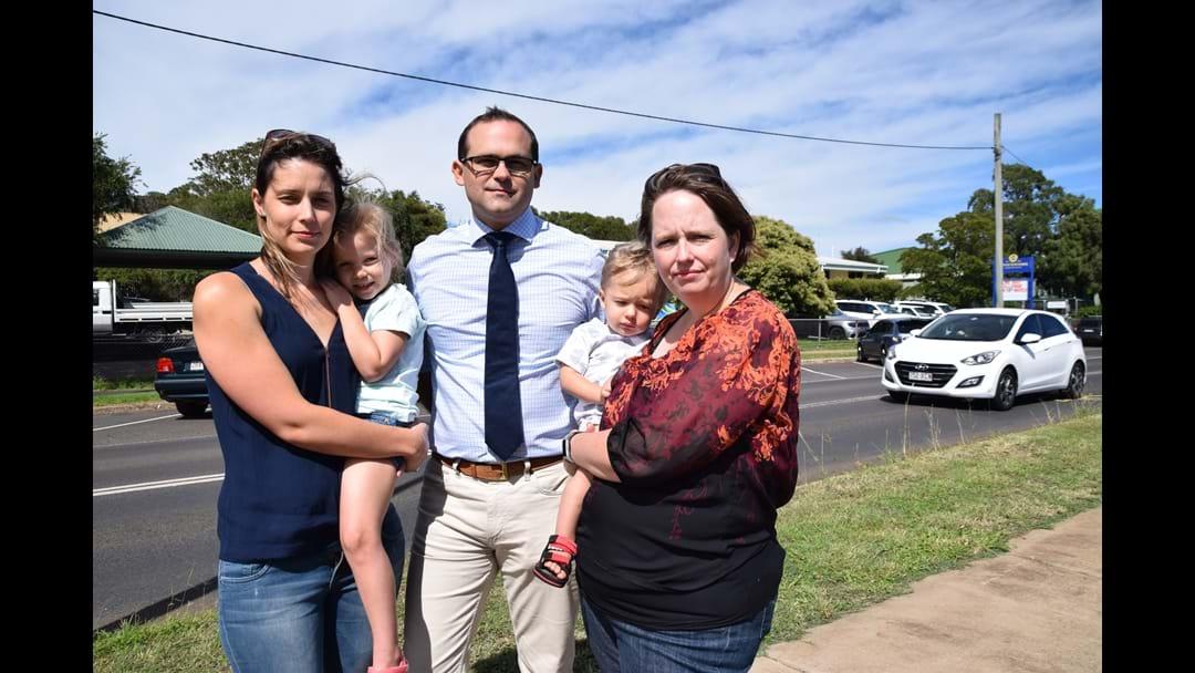 Glenvale State School Parents Plea for Parking Solution
