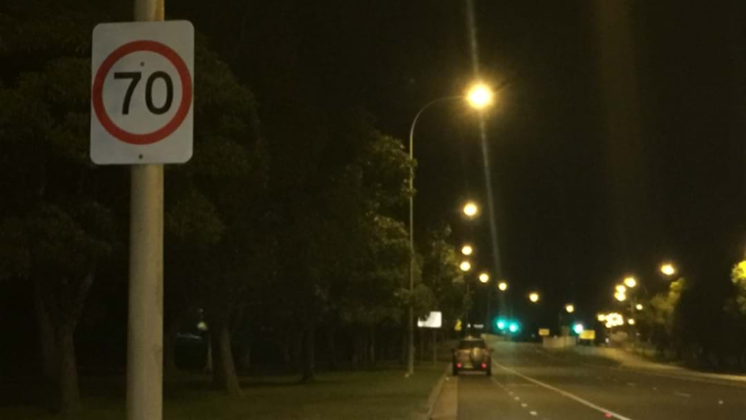 Driver Confusion After Speed Limit Change