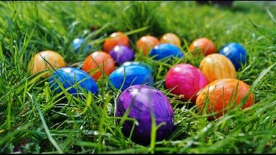 Triple M Easter Egg Hunt - March 28