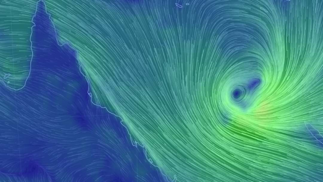 South East Queensland Bracing For Wild Weather From Potential Cyclone