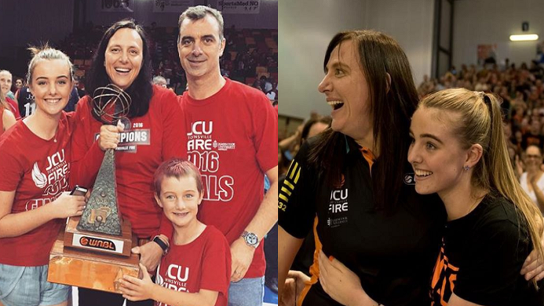 Coach Claudia Re-Signs For Another Three Seasons