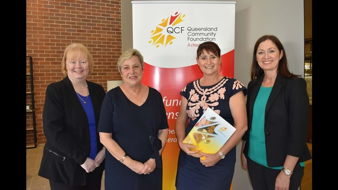 Toowoomba Regional Community Fund Grant Applications