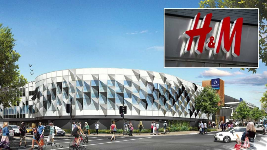 CONFIRMED: H&M Coming To Stockland Green Hills