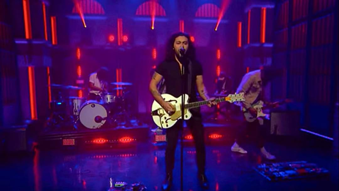 Sydney Rockers Gang Of Youths Confirmed As NRL Grand Final Entertainment