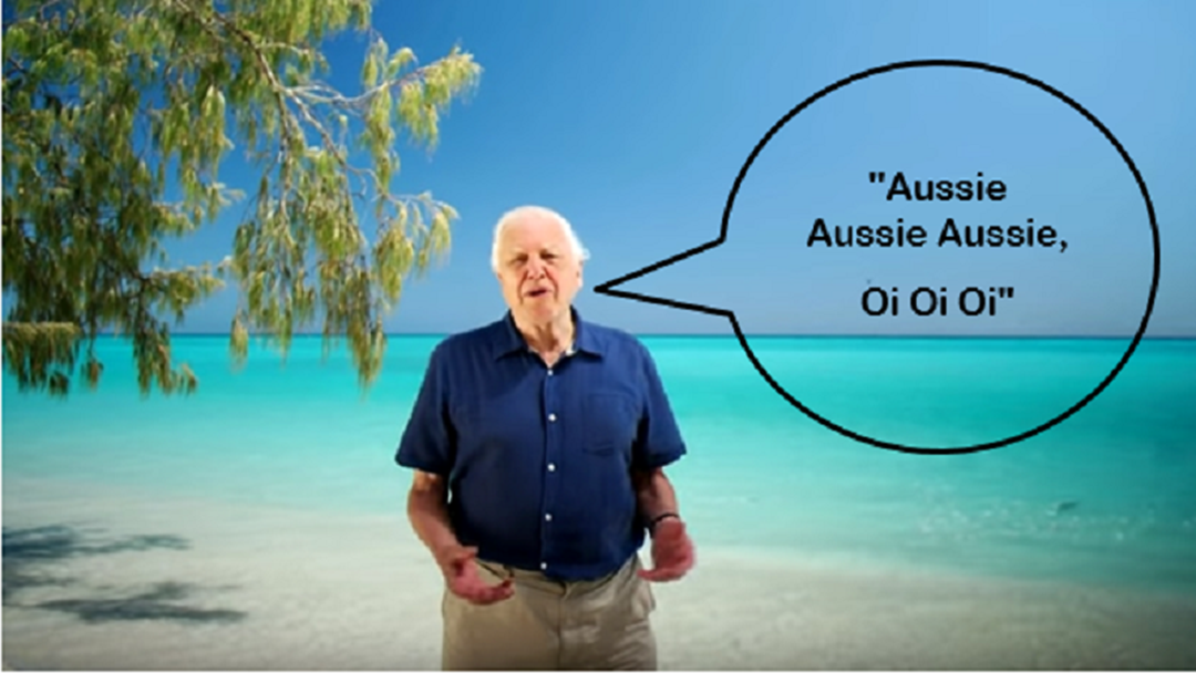 Sir David Attenborough has named this Aussie destination his fave place in the WORLD!