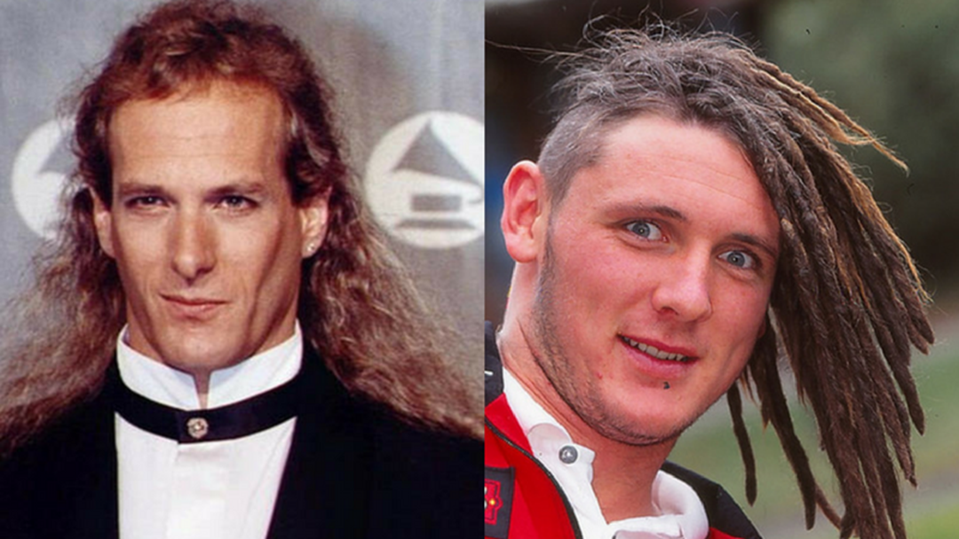 Battle Of The Hair: Michael Bolton Vs Spida Everitt