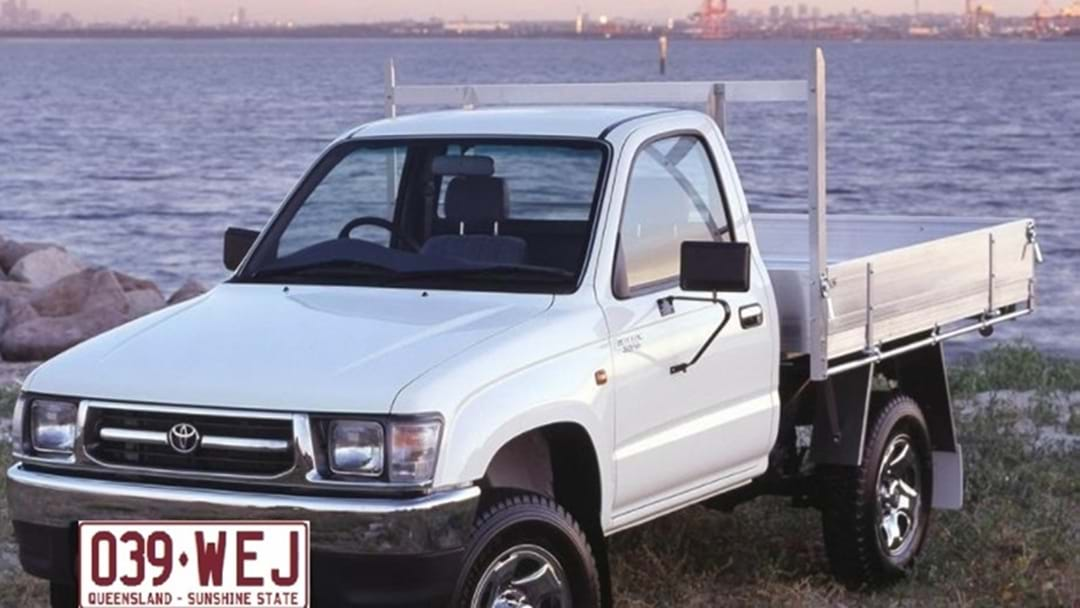 This Vehicle Has Been Stolen from Newtown