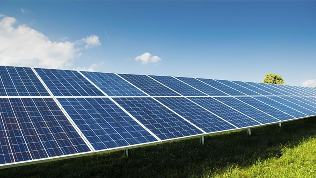 Construction of $100 million Solar Farm only Months Away