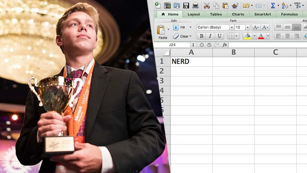 There's A World Championships For Excel Spreadsheets