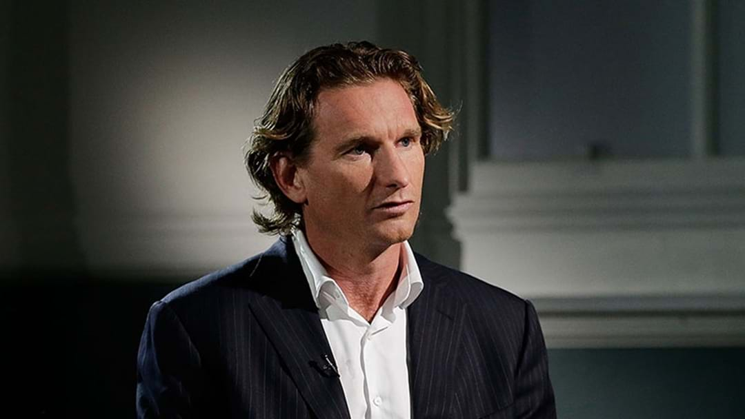 Reports That James Hird Has Been Rushed To Hospital