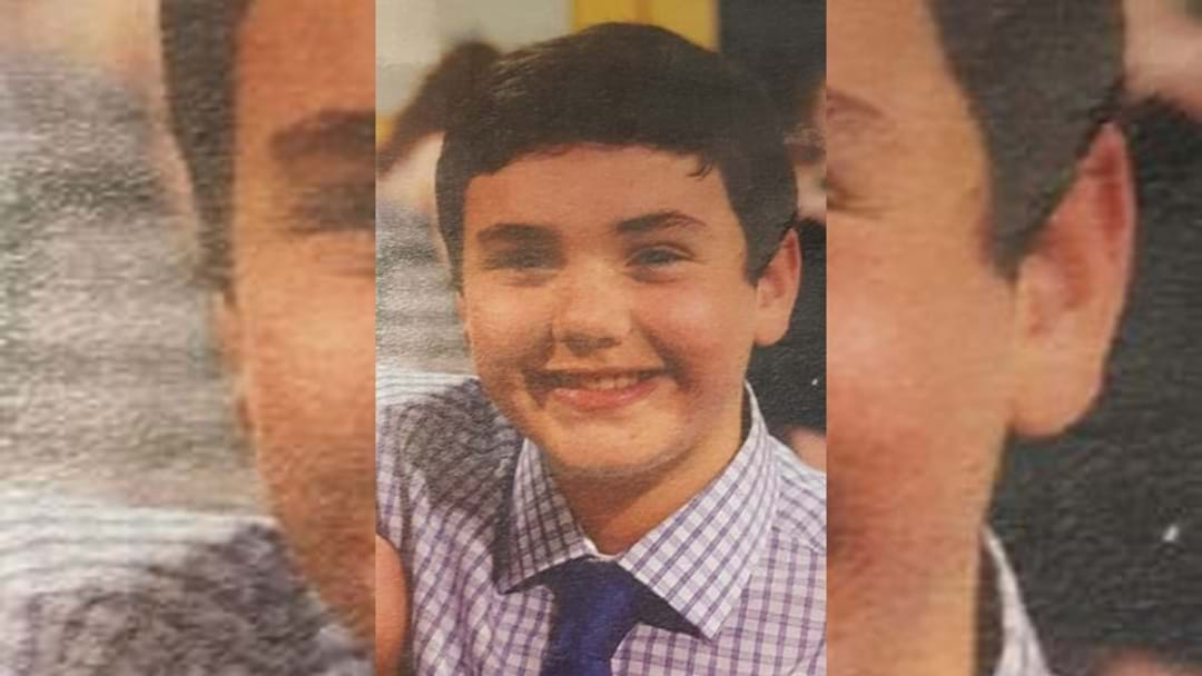 Search Continues For Missing 13-Year-Old Boy Jackson May