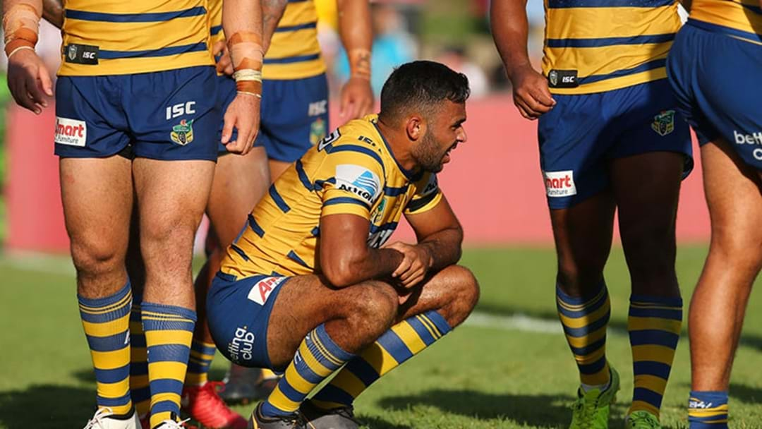 Parramatta Did A 40 Minute Warm Up In 39° Heat Before Getting Flogged 54-0