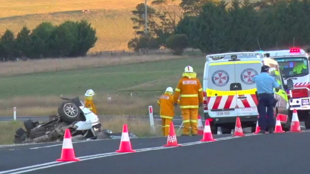 Driver Charged After Fatal Crash at Blayney