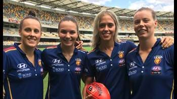 """Article heading image for Brisbane Lions AFLW: """"No-One Rates Us....We Love It Like That"""""""