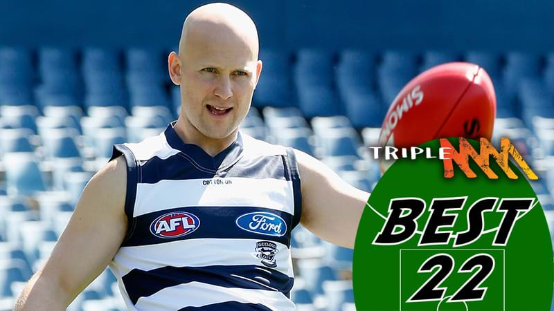 Article heading image for Geelong's Best 22 For 2018