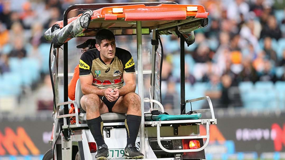 Panther Sam McKendry Tears The Same ACL For Third Year In-A-Row