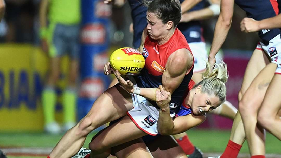 Brennan Rubbed Out Of AFLW Grand Final