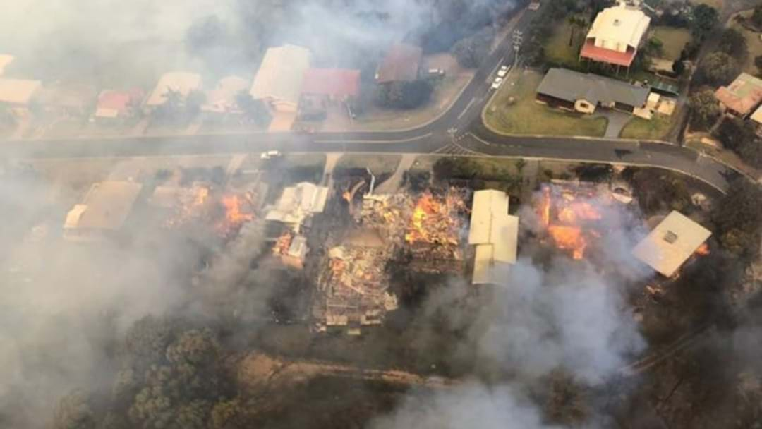 Electrical Infrastructure The Likely Cause Of Tathra Fires