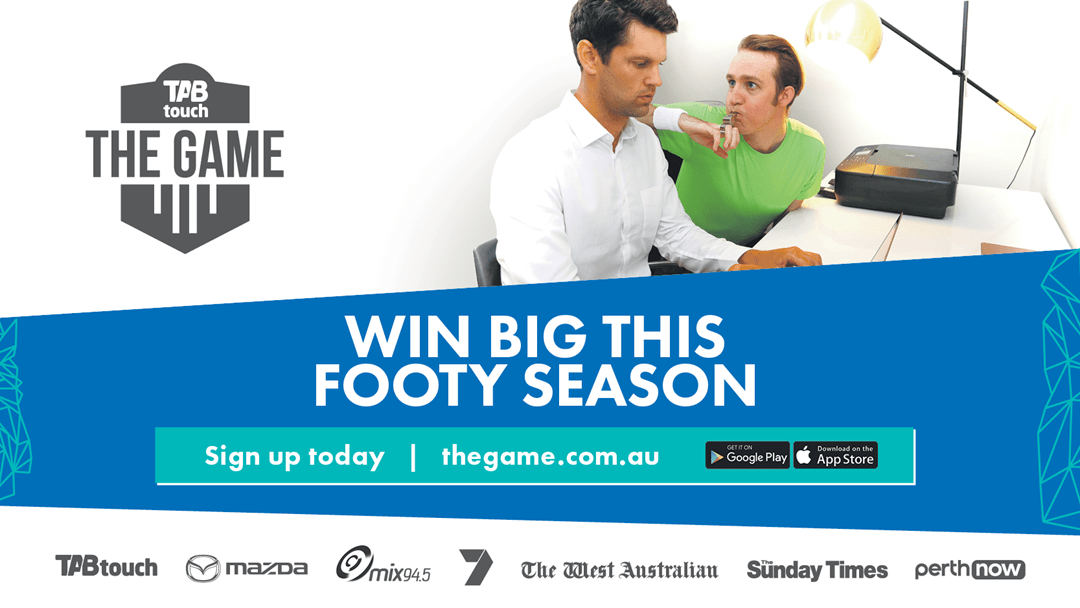 The Game - footy tipping