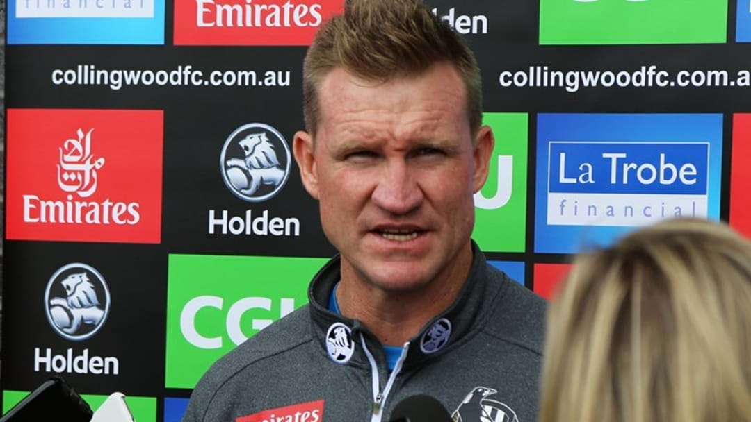 Collingwood Confirms Two Debutants For Round One