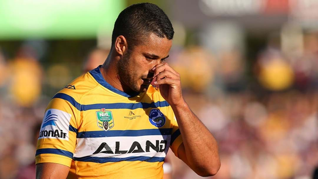 No Hayne Drama At The Eels According To The Club's CEO