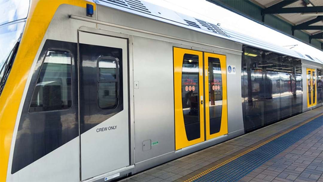 Woman Who Gave Blowie On Sydney Train Said She Did It Because It Was Her Birthday