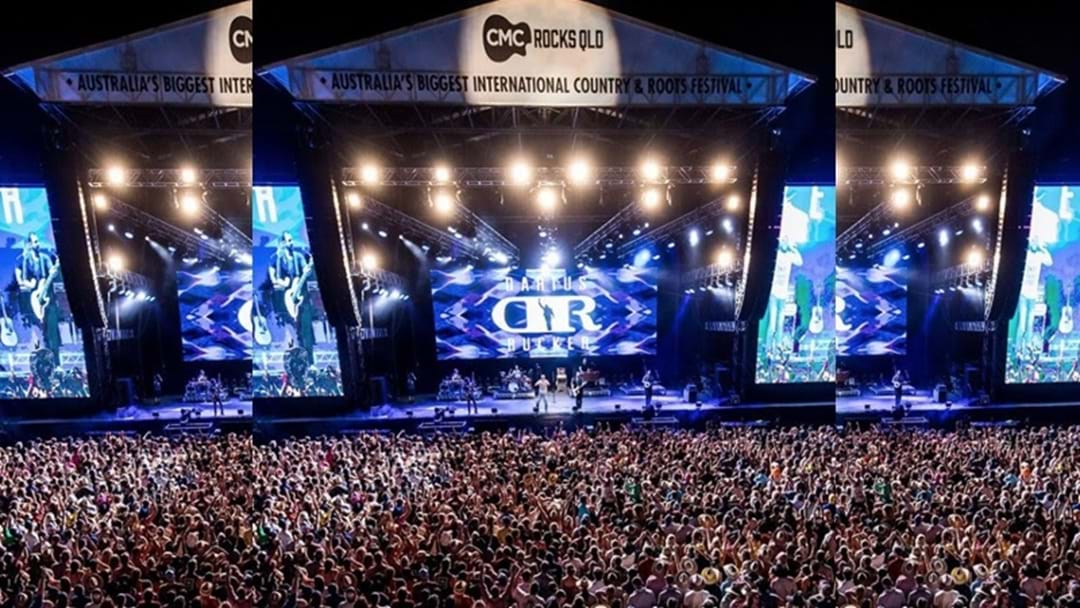 Missed Out on CMC Rocks Qld Tix for 2019?