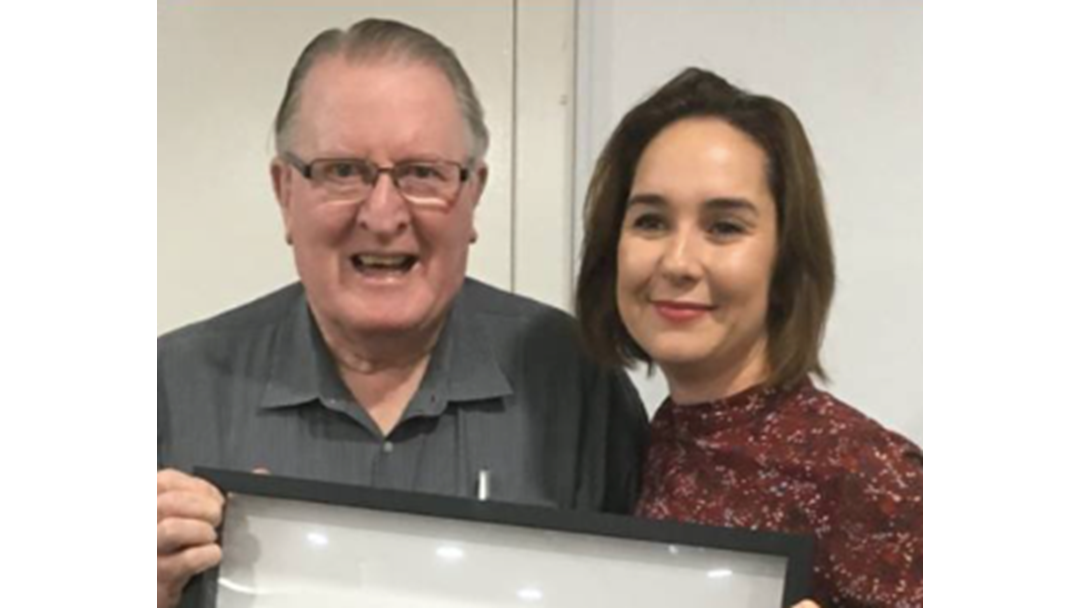 Homelessness Advocate Recognised