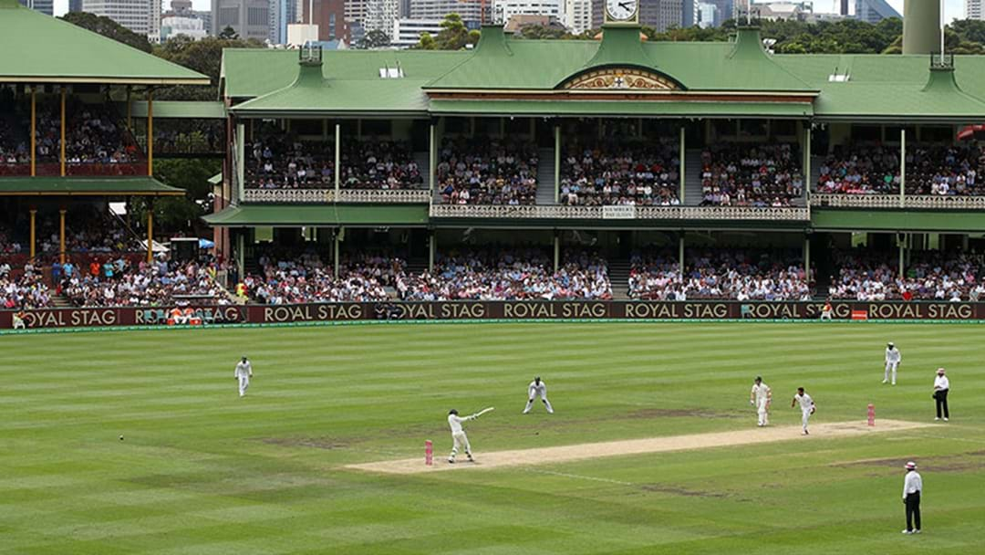 Day 5 Admission At The SCG Has Just Been Made Super Cheap