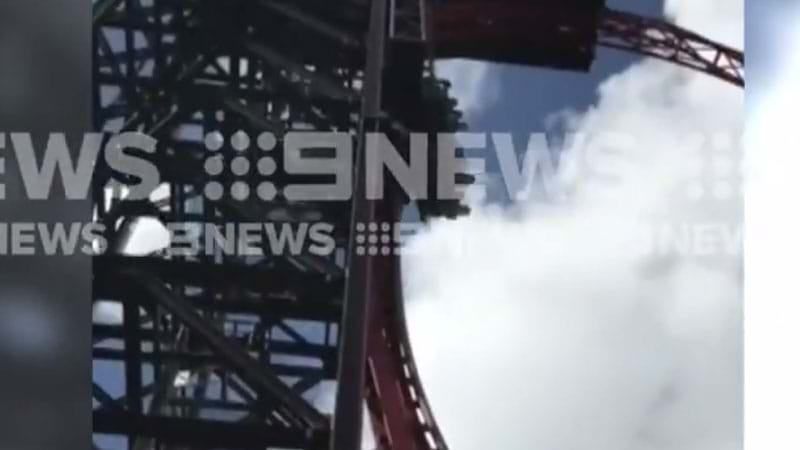 Article heading image for Passengers Trapped On Dreamworld Ride
