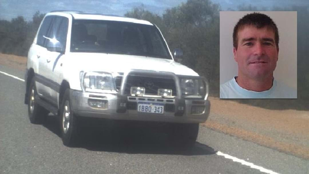 Gunman On The Run Near Geraldton