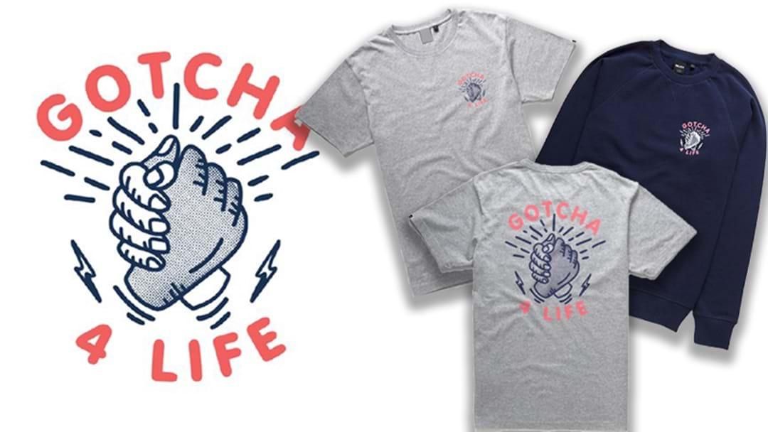 The T-Shirts Raising Money For Men's Mental Health