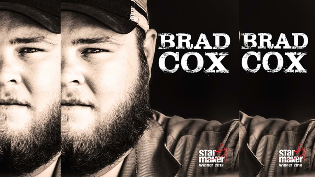Brad Cox Debut Album is Out Today