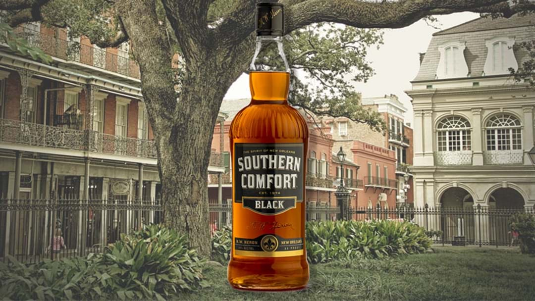 There's A New Southern Comfort Available And It's Next Level