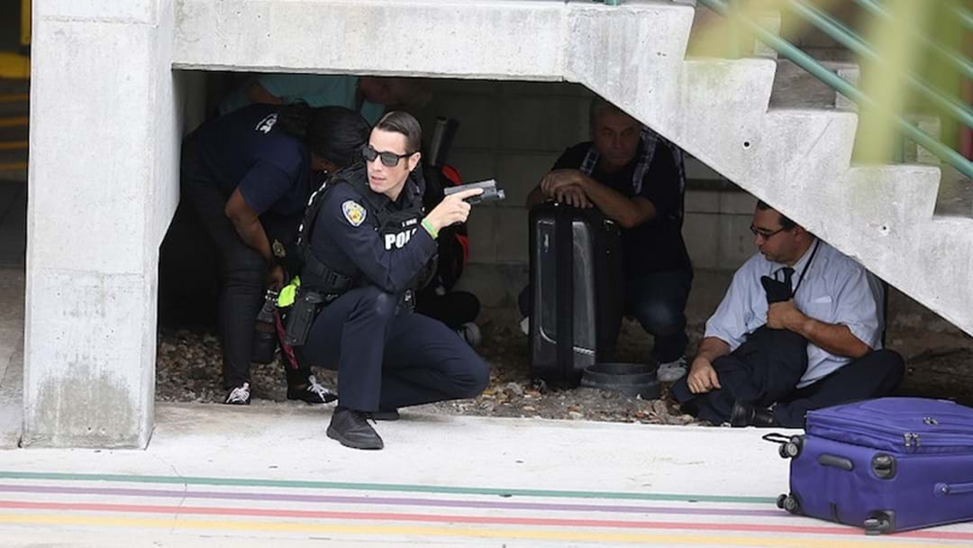 At Least Five Dead In US Airport Shooting