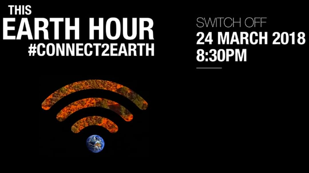 Three More Ways You Can Help Make Earth Hour Everything It's Trying To Be