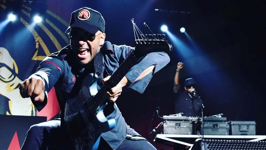 TRIPLE M REVIEWS: Prophets Of Rage Live At The Hordern