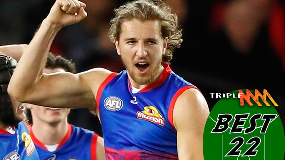 Western Bulldogs' Best 22 For 2018