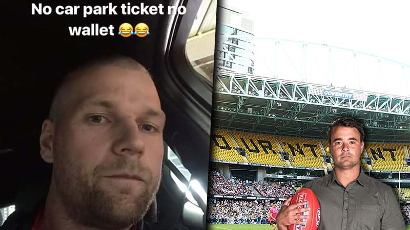 Article heading image for Jay Clark Says That Jake Stringer Nearly Didn't Get Let Into Etihad Stadium Before Tonight's Game