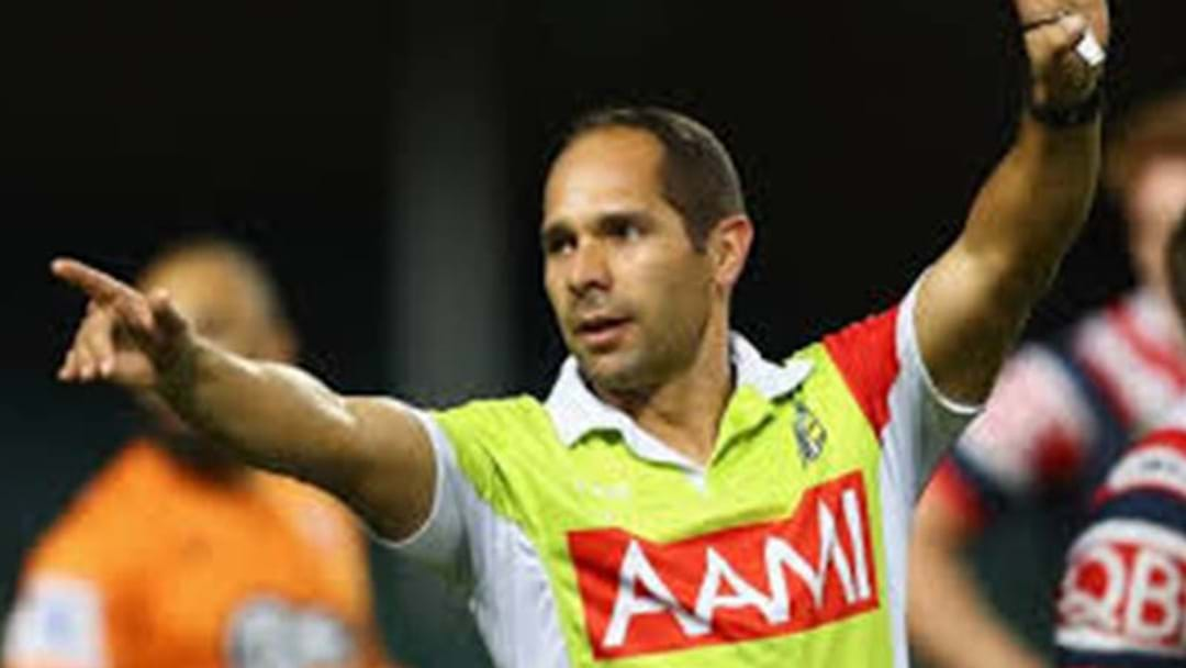 Refereeing Controversy, The Warriors Great Escape And Another Sunday Arvo Shellacking
