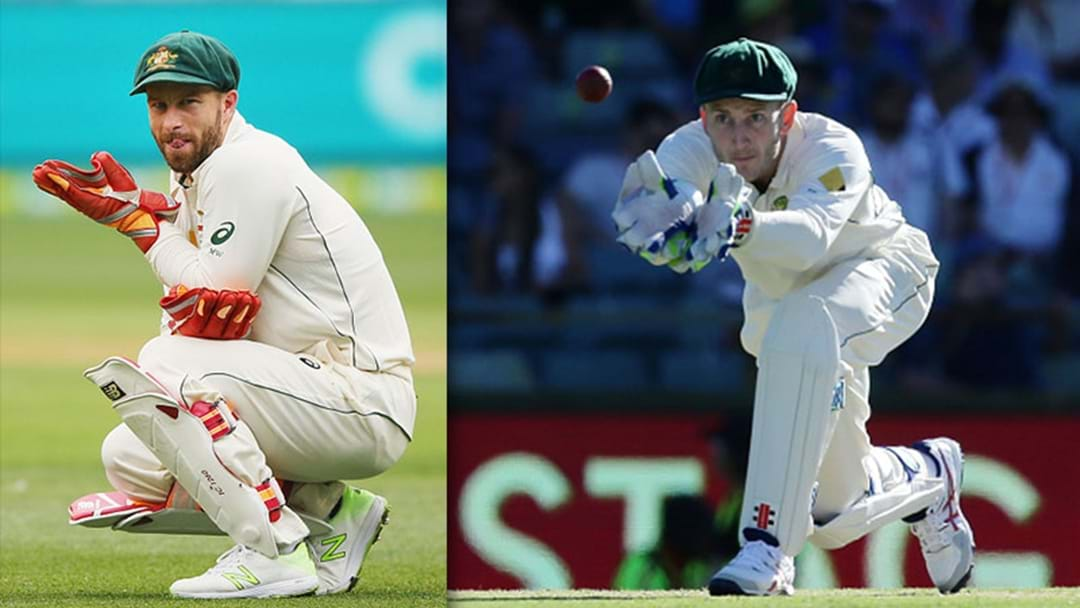 Brad Haddin Picks His Wicketkeeper For India